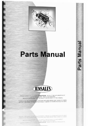 Dearborn Cultivator & Lister Corn Planter Parts Manual (FO-P-DB LPLTR)