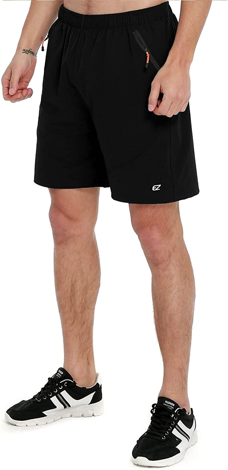 EZRUN Limited time for free shipping Mens 7 Inches Lightweight Running Dry It is very popular Shorts Qiuck Workout