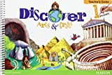 Discover Arts & Crafts 1 Teacher's Guide - 9788498376111