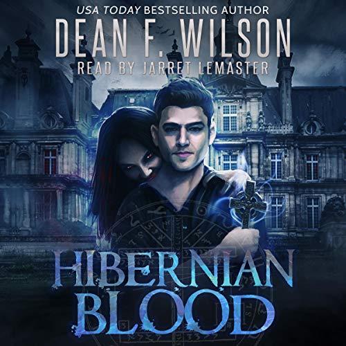 Hibernian Blood (A Vampire Urban Fantasy) cover art