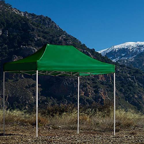 Regalos Miguel - Carpas Plegables 3x2 - Carpa 3x2 Eco - Verde - Envío Desde España