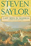 Last Seen in Massilia (Novels of Ancient Rome)