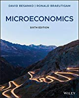 Microeconomics, 6th Edition Front Cover