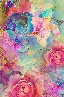 Lamentando Floral fotografía fondo de la pared recién nacidos niño retrato de la foto telón de fondo estudios Vintage flores personalizada XT-3144