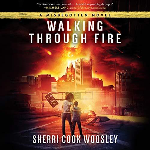 Walking Through Fire audiobook cover art