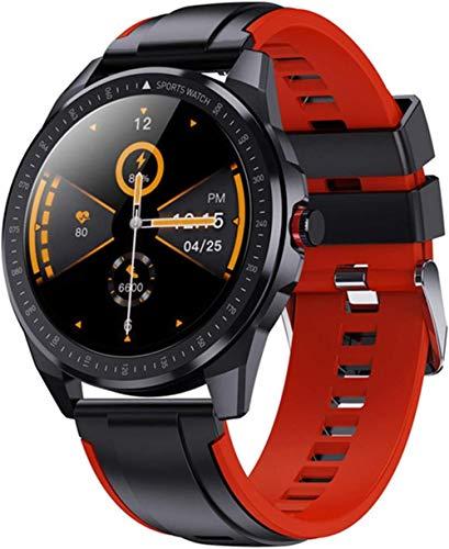 Reloj inteligente 1.3 pulgadas Ip68 impermeable bluetooth pulsera larga espera deportes reloj-A