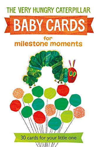 Price comparison product image Very Hungry Caterpillar Baby Cards