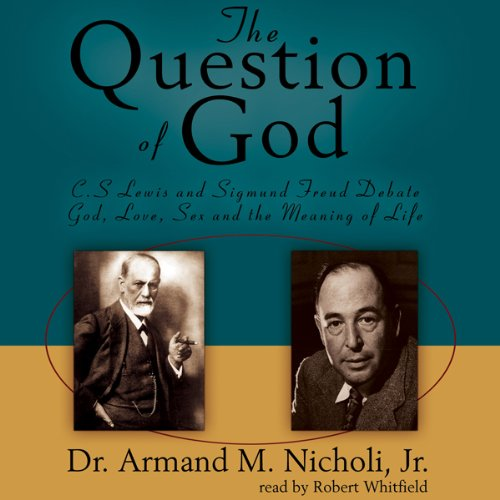 The Question of God audiobook cover art