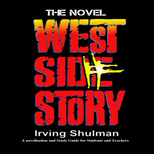 West Side Story: The Novel audiobook cover art