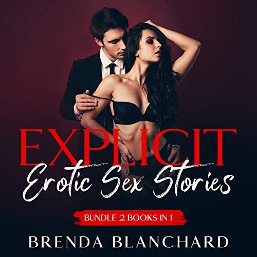 Explicit Erotic Sex Stories Bundle, 2 Books in 1 cover art