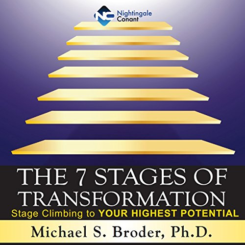 The 7 Stages of Transformation audiobook cover art