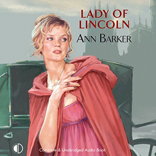 Lady of Lincoln audiobook cover art