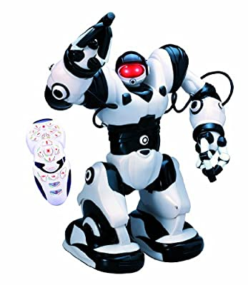 WowWee Robosapien Humanoid Toy Robot with Remote Control