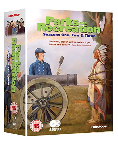 Parks and Recreation - Season 1-3 [DVD] [UK Import]