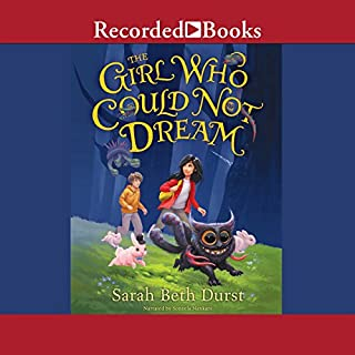 The Girl Who Could Not Dream audiobook cover art