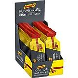 PowerBar PowerGel Fruit Red Fruit 24x41g - High Carb Energie Gel + C2MAX + Natrium