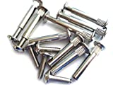 24Kitchen connettore bulloni viti M4to fit 5mm foro...