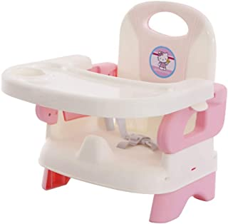 Beautiful Baby Booster Seat Feeding Chair Comfort Folding Chair With Tray Children's Dining Table And Chair Plastic Adjust...