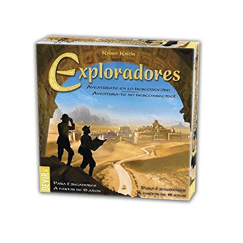 Devir - Exploradores, Juego de Mesa (BGEXPLORA): Amazon.es ...