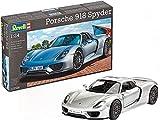 Revell - 07026 - Porsche 918 Spyder - 129 Pièces - Échelle 1/24