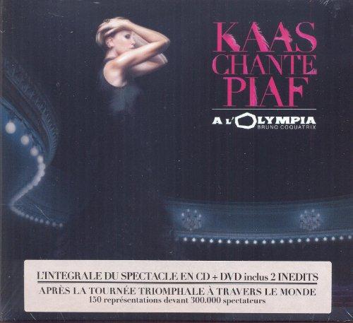 Kaas Chante Piaf + Live At Olympia Dvd