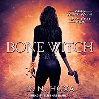 Bone Witch audiobook cover art