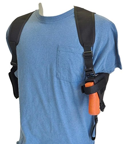 Shoulder Holster for S&W M&P 9mm, 40 & 45 - Dbl Mag Pouch