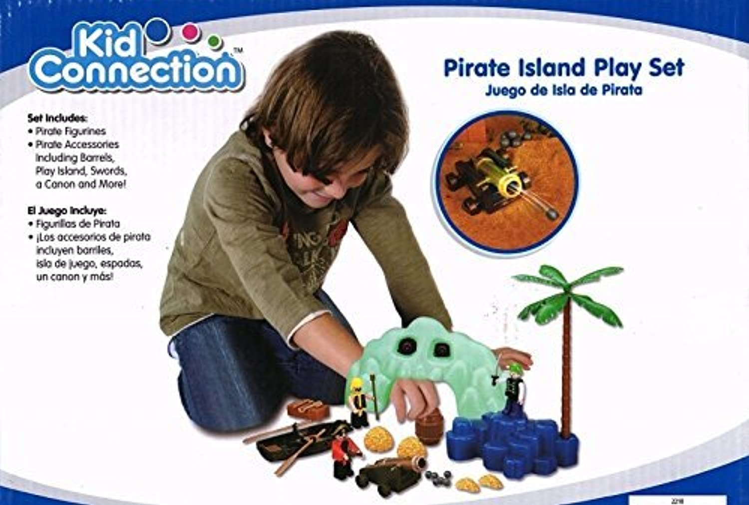 Caribbean Pirate Play Set by SunMate