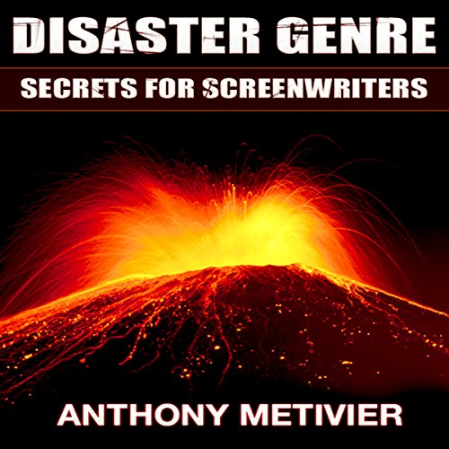 Disaster Genre Secrets for Screenwriters audiobook cover art