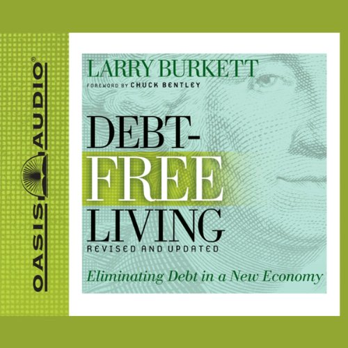 Debt-Free Living audiobook cover art