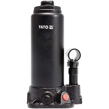 YT YATO-17005-Cric a bottiglia 12t idraulica