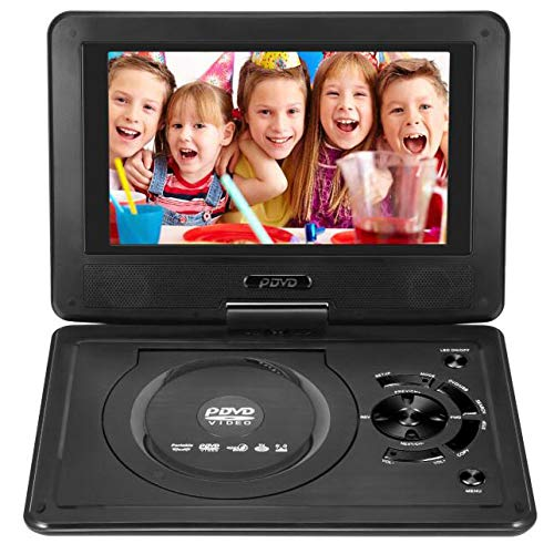 Best Buy! YP 9.8 Inch Portable Mobile DVD USB 2.0, AV Input, TV Input, MMC/SD/MS Three-in-One Card R...
