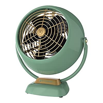 Vornado VFAN Jr. Vintage Air Circulator Fan, Green from Vornado