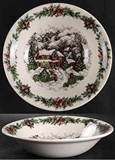 Royal Stafford Christmas Village 10-1/2