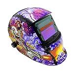 ConPush Casco de Soldadura Soldadores máscara de oscurecimiento automático de Solar careta soldar automatica casco soldadura