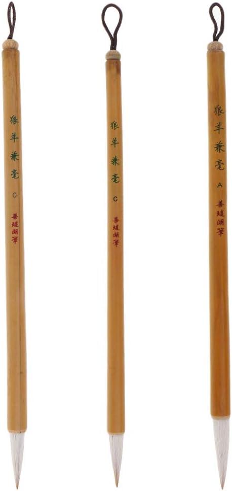 3 Size Chinese Calligraphy Sale price Brush Writing Popular standard Pen Painting Craft Art