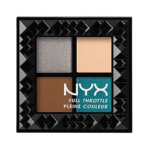 NYX Cosmetics Full Throttle Shadow Palette Stunner
