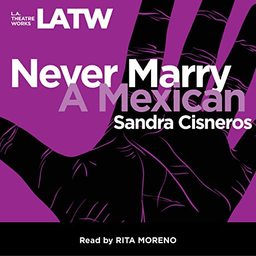 Never Marry A Mexican audiobook cover art