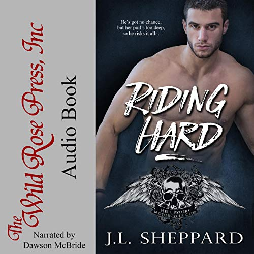 Riding Hard  By  cover art