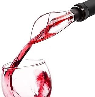 EZBASICS Wine Aerator Pourer, Tulip Design