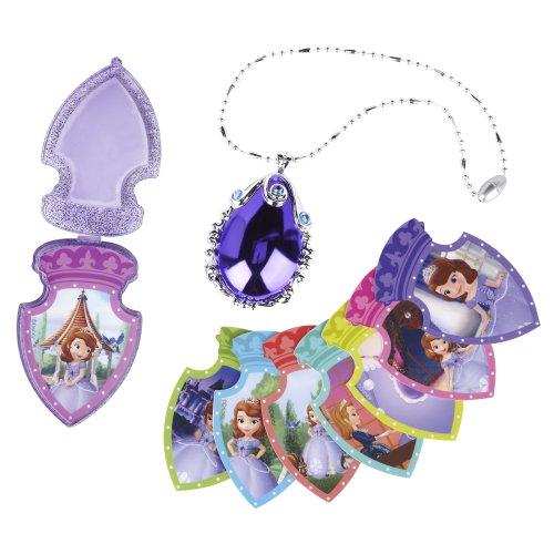 Giochi Preziosi 70586381 - Disney Sofia die Erste magisches Amulett