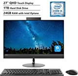 2019 Lenovo IdeaCentre 520 27' Touch Display QHD(2560x1440) AIO...