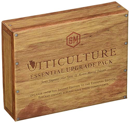 Viticulture Essential Upgrade Pack Stonemaier Spiele