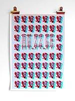 MU.ZZ.LE [ダウンロードコード付 / スクリーンプリント・A2サイズポスター] (WARPSP223)