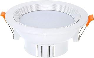 Lixada Sensor de Movimiento Luz LED Interruptor Automático Lámpara de Techo, Flujo Luminoso MAX 1600LM, para Pasillo Sótano Armario