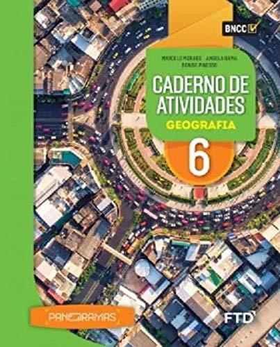 Panoramas Geografia - Caderno de Atividades - 6º ano