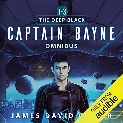 Couverture de Captain Bayne Omnibus