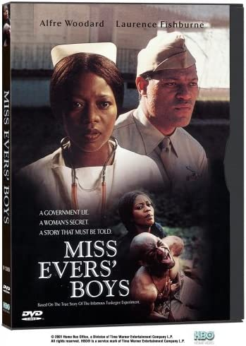 Miss Evers Boys DVD product image