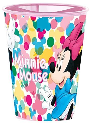 Disney Minnie Maus Trinkbecher Saftbecher Becher Set 4 units