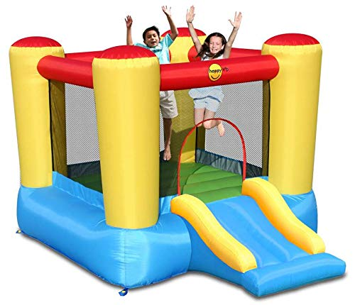 Happy Hop 9520 Inflatable Playground with Slide